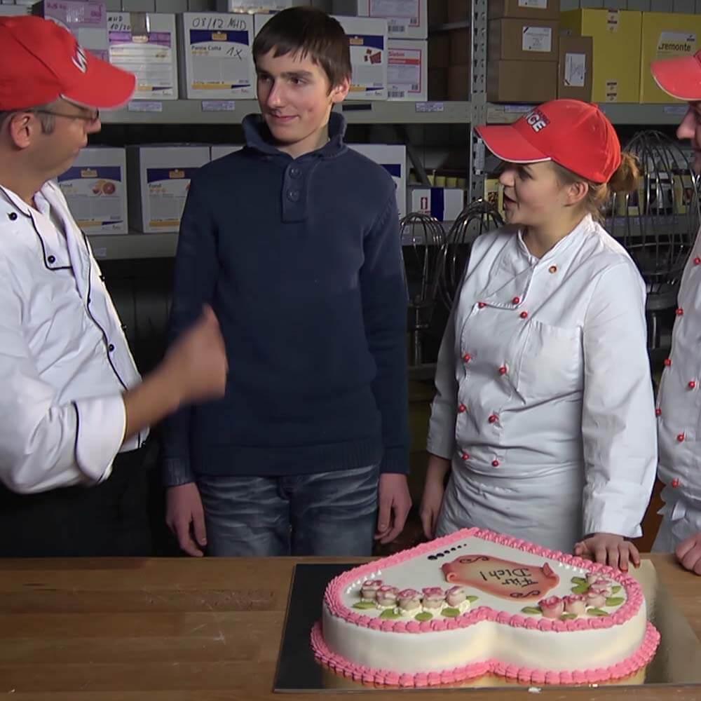 Recruiting Bäckerei